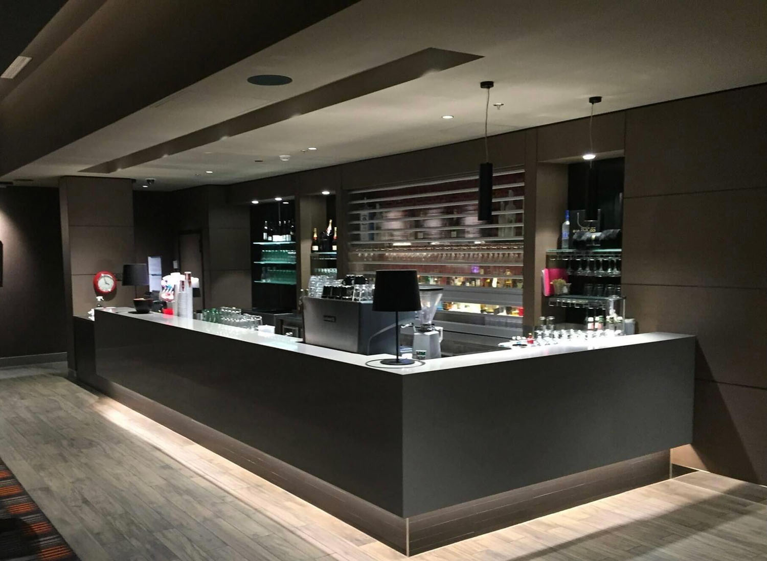 Newcastle Shop Fitters spaces